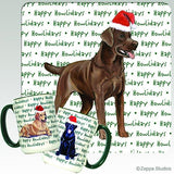 Labrador Retriever Holiday Mug