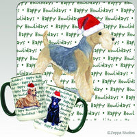 Lakeland Terrier Holiday Mug