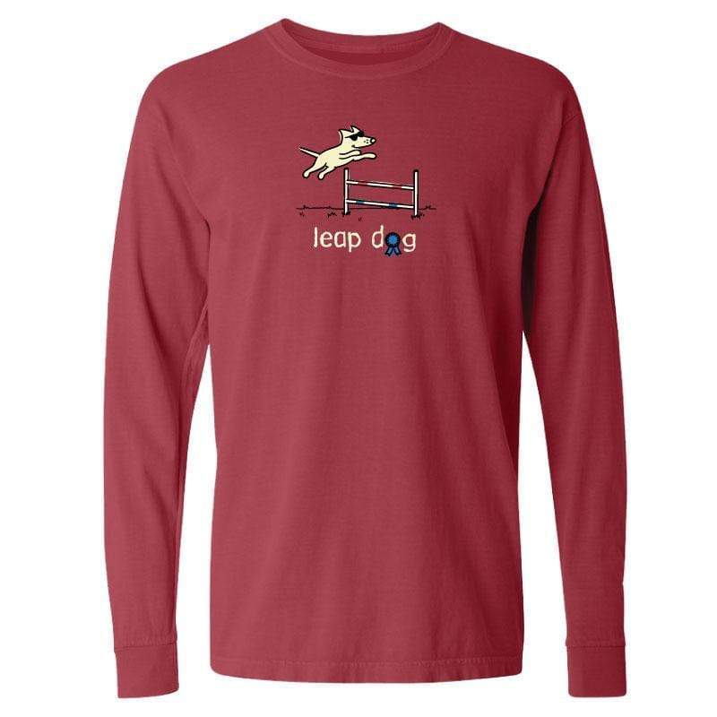 Leap Dog - Classic Long-Sleeve Shirt