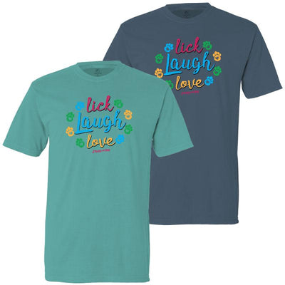 Lick, Laugh, Love - Classic Tee