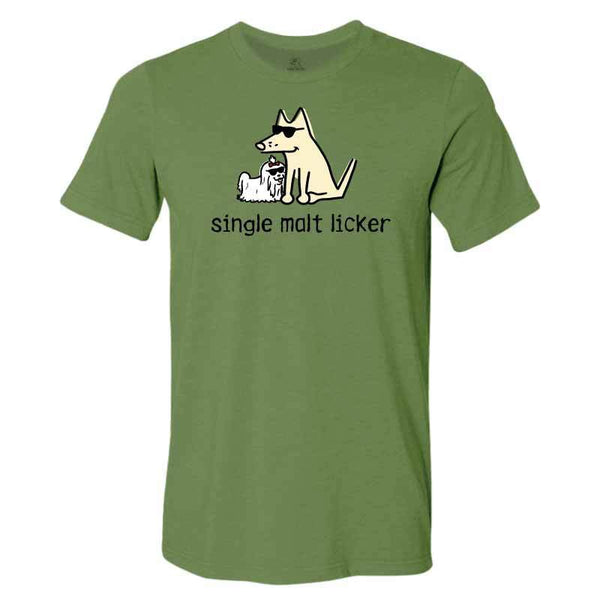 Single Malt Licker - Lightweight Tee