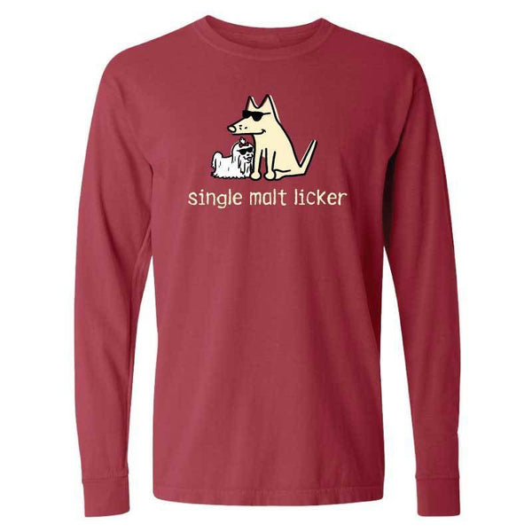 Single Malt Licker - Classic Long-Sleeve Shirt