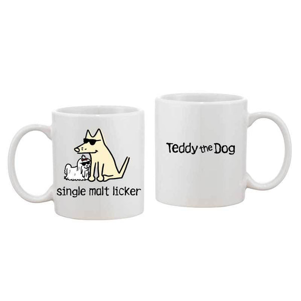 Single Malt Licker  - Coffee Mug