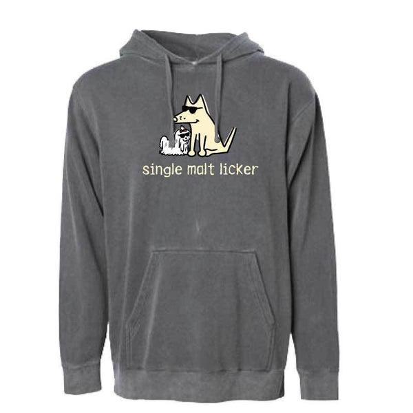 Single Malt Licker - Sweatshirt Pullover Hoodie