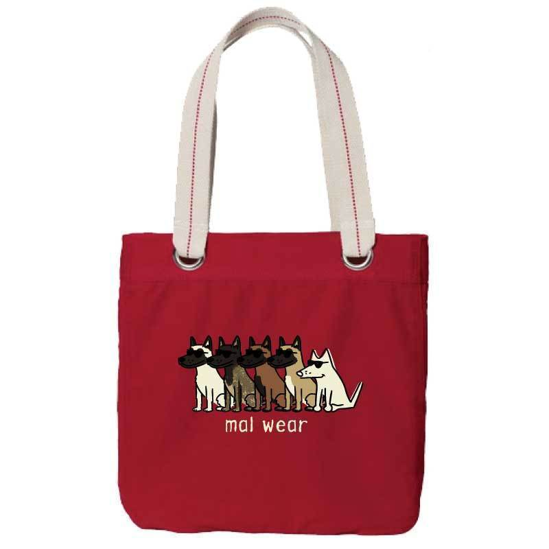 Mal Wear - Canvas Tote