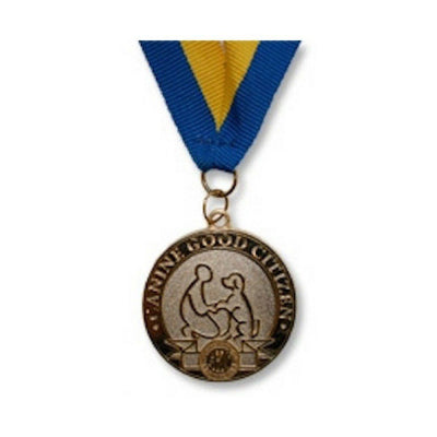 Canine Good Citizen Medallion