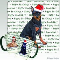 Miniature Pinscher Holiday Mug
