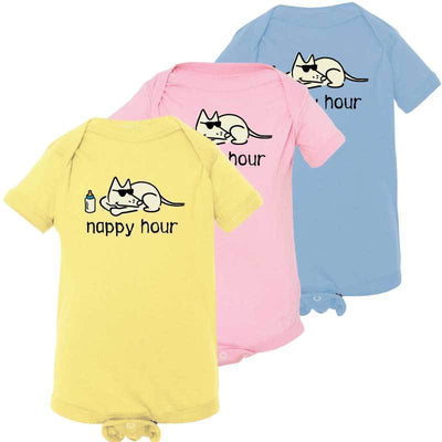 Nappy Hour - Infant Onesie