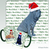 Neapolitan Mastiff Holiday Mug