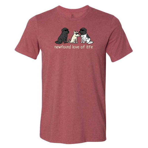 Newfound Love of Life - Lightweight Tee