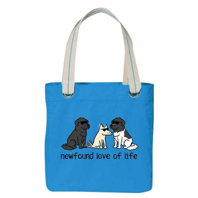 Newfound Love of Life - Canvas Tote
