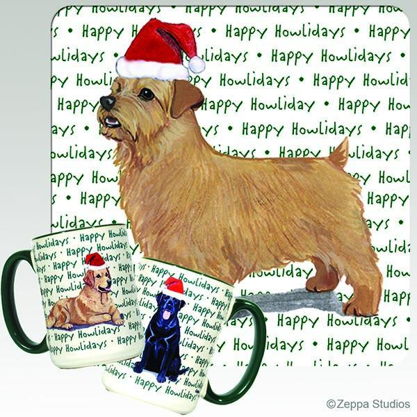 Norfolk Terrier Holiday Mug