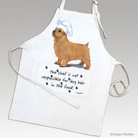 Norfolk Terrier Apron