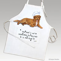 Nova Scotia Duck Tolling Retriever Apron