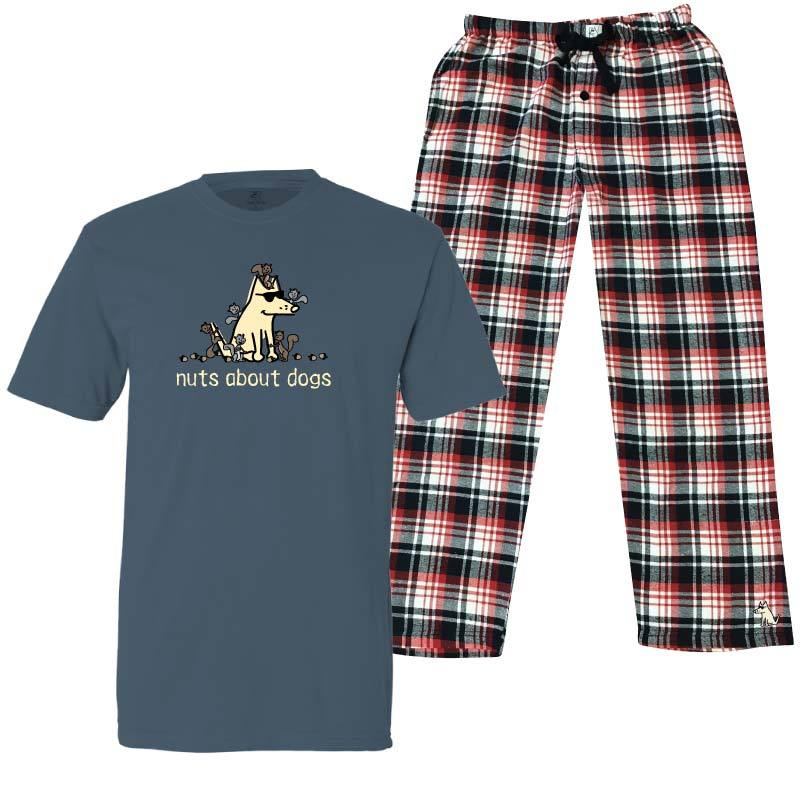 Nuts About Dogs - Pajama Set