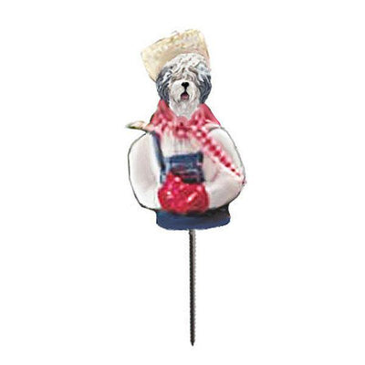 Old English Sheepdog Pot Pet