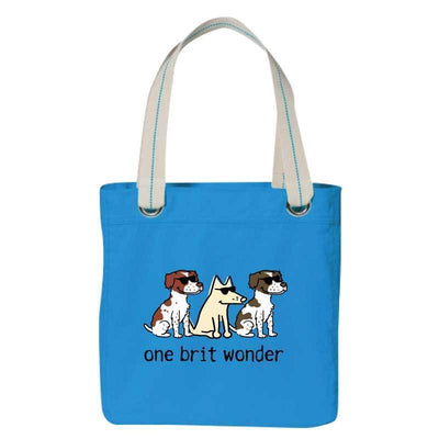 One Brit Wonder - Canvas Tote