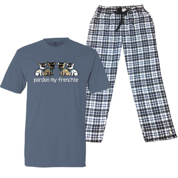 Pardon My Frenchie - Pajama Set