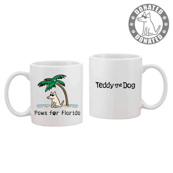 Paws for Florida - Coffee Mug