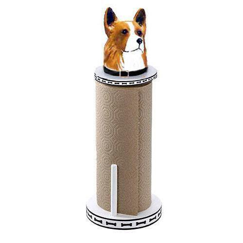 Pembroke Welsh Corgi Paper Towel Holder