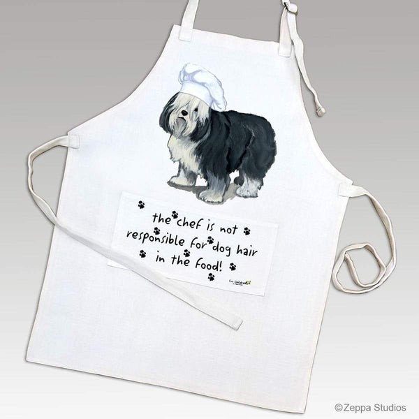 Polish Lowland Sheepdog Apron