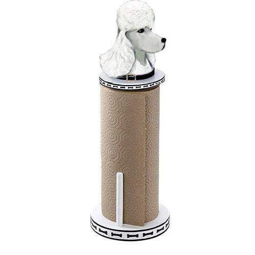 Poodle, Pet Trim, Paper Towel Holder