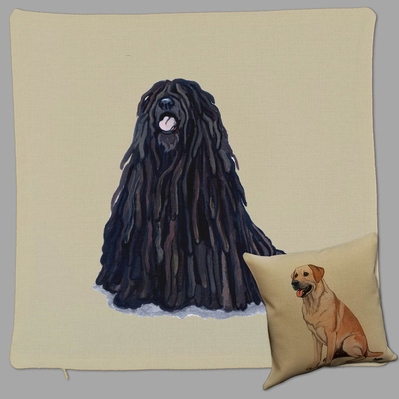 Puli Pillow Cover