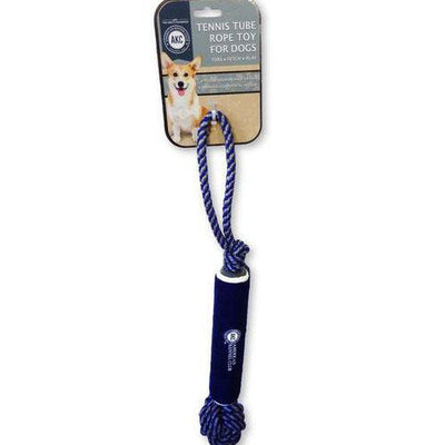 AKC Rope and Ball Tug Dog Toy