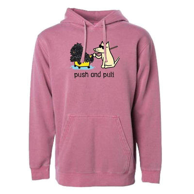 Push And Puli - Sweatshirt Pullover Hoodie