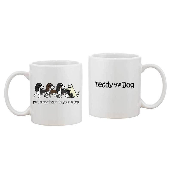 Put A Springer In Your Step - Coffee Mug