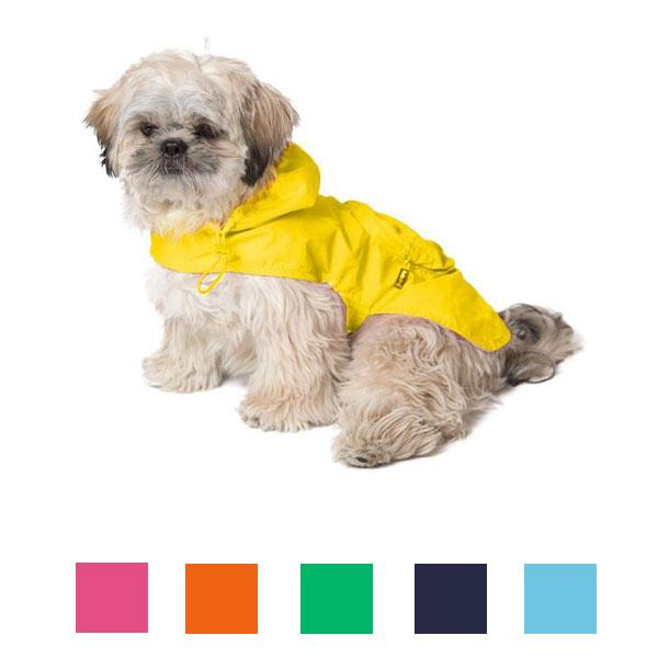 Packable Dog Raincoat