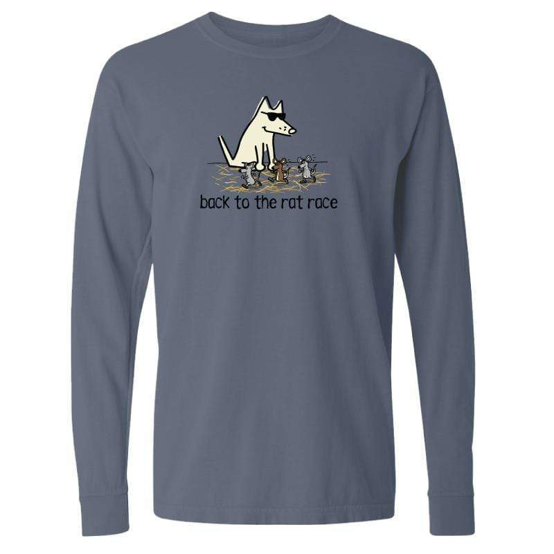 Back To The Rat Race  - Classic Long-Sleeve T-Shirt