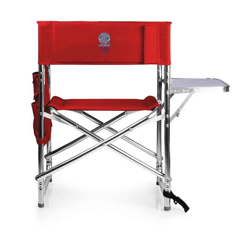 AKC 135th Anniversary Embroidered Sports Chair