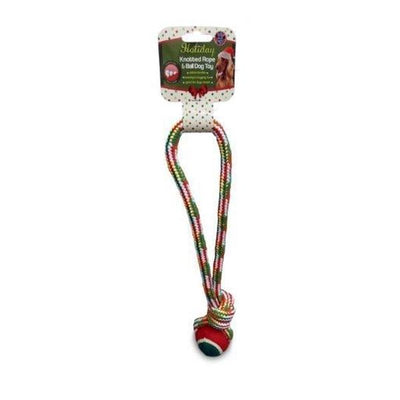 Holiday Rope Toy
