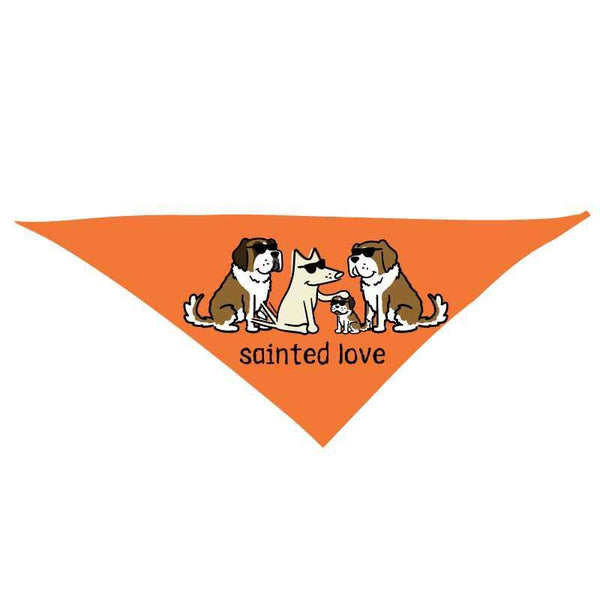Sainted Love - Doggie Bandana