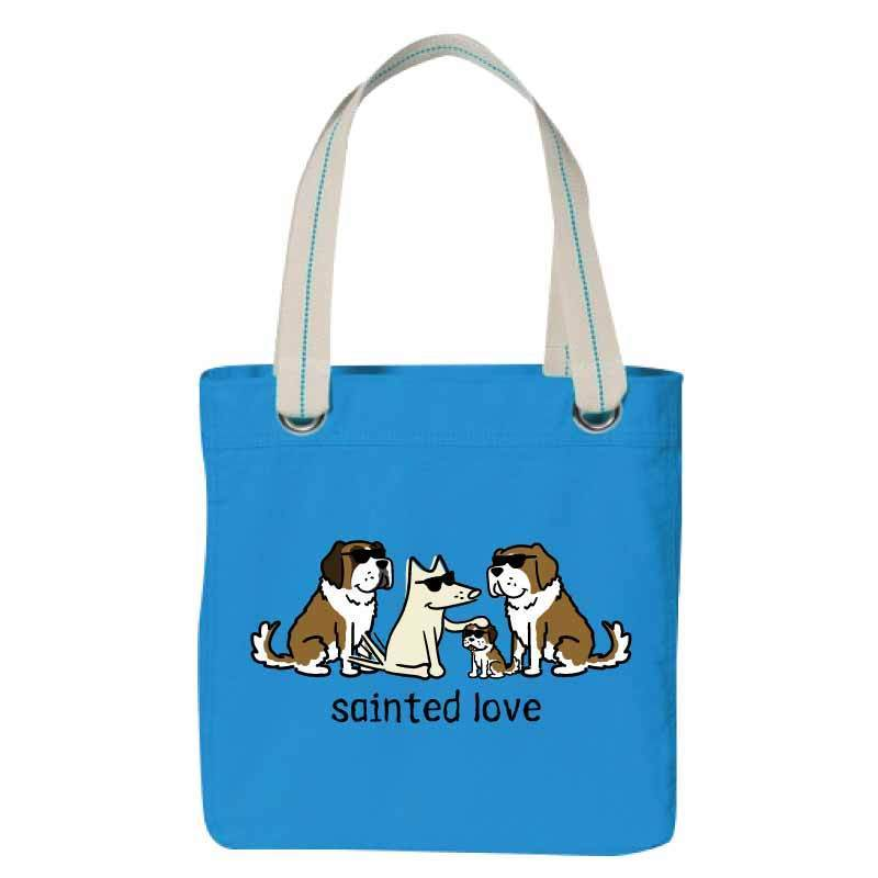 Sainted Love - Canvas Tote