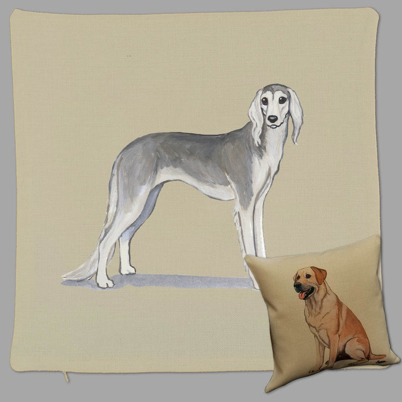Saluki Pillow Cover