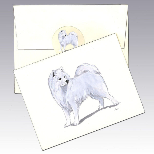 Samoyed Note Cards