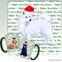 Samoyed Holiday Mug