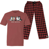 Siber Security - Pajama Set
