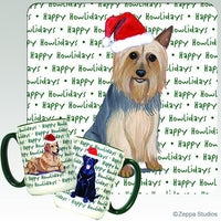 Silky Terrier Holiday Mug
