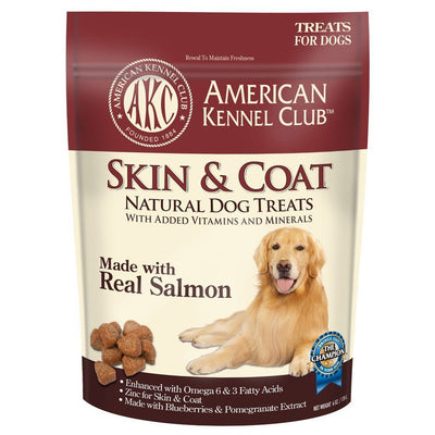 Skin and Coat Dog Treat - Salmon