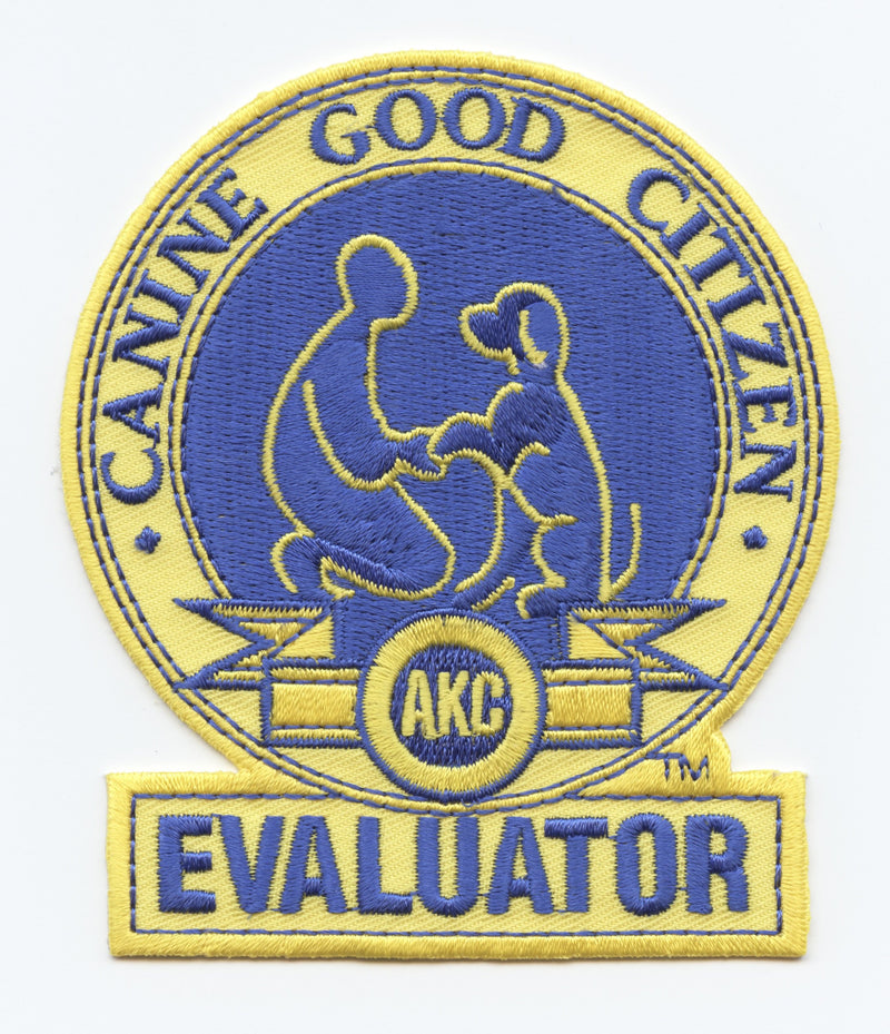 CGC 3.5 inch Evaluator Patch