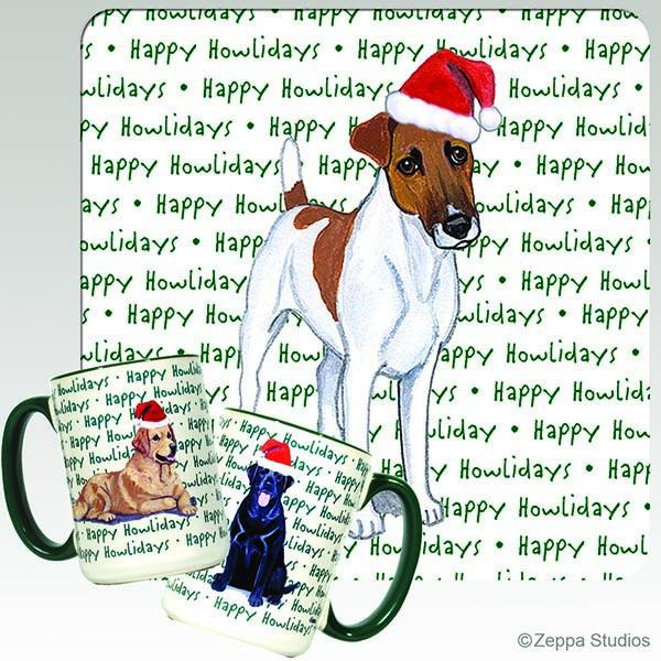 Smooth Fox Terrier Holiday Mug