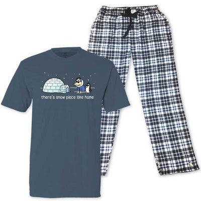 There's Snow Place Like Home - Pajama Set