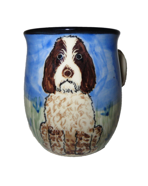 Spinone Italiano Ceramic Mug