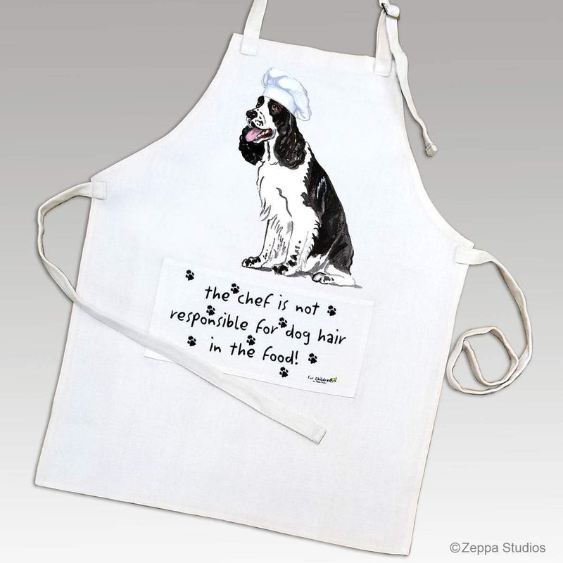English Springer Spaniel Apron