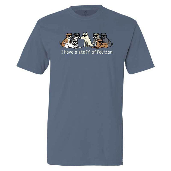 I Have A Staff Affection - Classic Tee