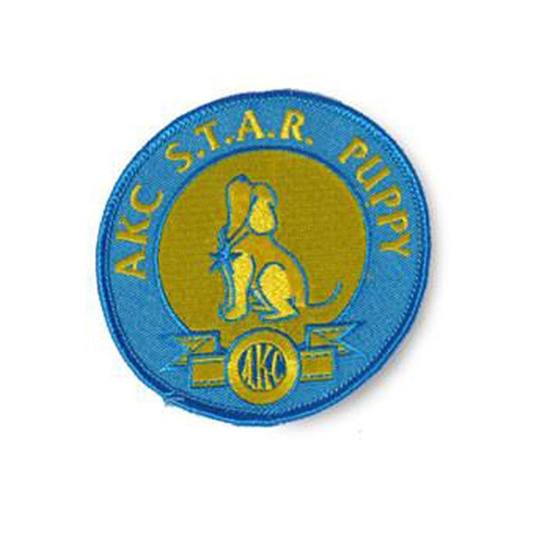 AKC S.T.A.R. Puppy Patches