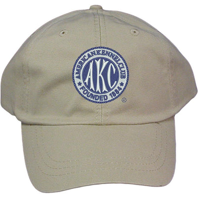 AKC Embroidered Baseball Cap